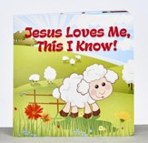 Jesus Loves Me Board Book