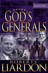 God's Generals: Martyrs - eBook