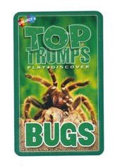 Top Trumps Card Game: Bugs