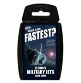 Top Trumps Card Game: Ultimate  Military Jets