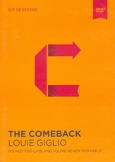 The Comeback: It's Not Too Late and You're Never Too Far, DVD Curriculum