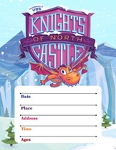 Knights of North Castle: Small Promotional Posters (pkg. of 2)