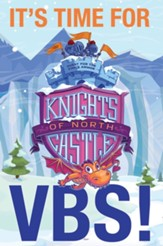 Knights of North Castle: Invitation Postcard (pkg. of 24)