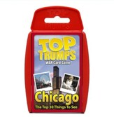 Top Trumps Card Game: Chicago 30  Things to See and Do!