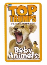 Top Trumps Card Game: Baby Animals