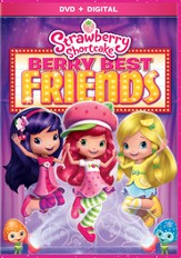 Strawberry Shortcake: Berry Best Friends, DVD
