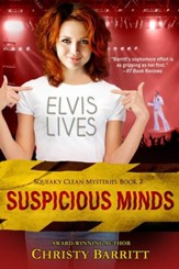 Suspicious Minds: A Novel - eBook