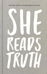 She Reads Truth: Holding Tight to Permanent in a World That's Passing Away - eBook