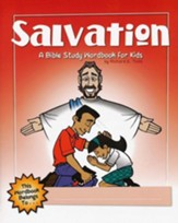 Salvation: A Bible Study Wordbook for Kids - eBook