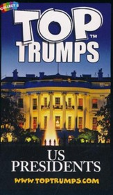 Top Trumps Card Game: US Presidents
