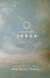 Knowing Jesus: The Essential Teen 365 Devotional / Digital original - eBook