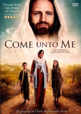 Come Unto Me, DVD