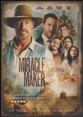 Miracle Maker: A Christmas Tale, DVD