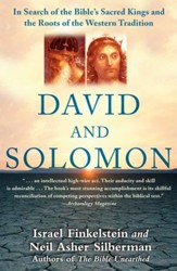 David and Solomon: In Search of the Bible's Sacred Kings and the Roots of the Western Tradition - eBook