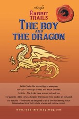 Rabbit Trails: The Boy and the Dragon/Mumiya and the Cat - eBook