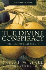The Divine Conspiracy: Jesus' Master Class for Life   Pack