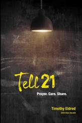 Tell21: Prayer. Care. Share. - eBook