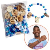 Knights of North Castle: Armor of God Bracelet Kit (pkg. of 12)