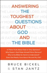 Answering the Toughest Questions About God and the Bible - eBook