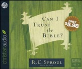 Can I Trust the Bible - unabridged audiobook on CD
