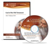 God of the Old Testament (Audio CD)