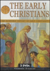 The Early Christians: The Incredible Odyssey of Early  Christianity, 2 DVDs