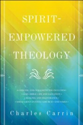 Spirit-Empowered Theology: A Concise, One-Volume Guide - eBook