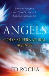 Angels-God's Supernatural Agents: Biblical Insights and True Stories of Angelic Encounters - eBook