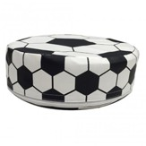 Soccer Ball Vinyl Sensory Cushion for Kids