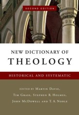 New Dictionary of Theology: Historical and Systematic / Revised - eBook