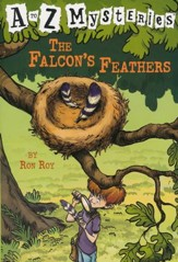 Falcons Feathers: A to Z Mysteries #6