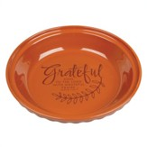 Grateful, Harvest Pie Plate