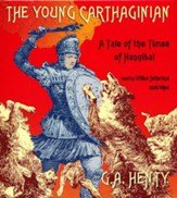 The Young Carthaginian - unabridged audiobook on CD