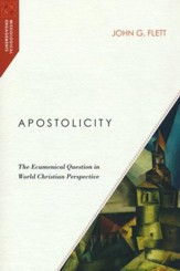 Apostolicity: The Ecumenical Question in World Christian Perspective - eBook