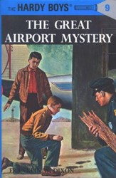 The Hardy Boys' Mysteries #9: The Great Airport Mystery