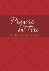 Prayers on Fire: 365 Days Praying the Psalms - eBook