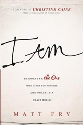 I Am: Encounter the One Who Gives You Purpose and Peace in a Crazy World - eBook