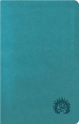 ESV Reformation Study Bible, Condensed Edition - Turquoise, leather-like - Imperfectly Imprinted Bibles