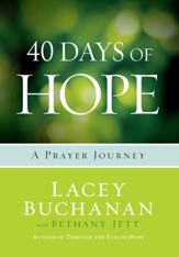40 Days of Hope: A Prayer Journey - eBook