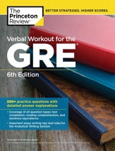 Verbal Workout for the GRE, 6th  Edition - eBook