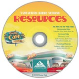 One Way Cafe Resource CD