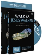 TTWMK Volume 7: Walk as Jesus Walked, Discovery Guide and DVD