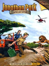 Jonathan Park The Adventure Begins #2: African Safari Audio  CD