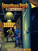 Jonathan Park The Adventure Begins #3: Art Heist Adventure  Audio CD
