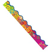 Rainbow Swirls Terrific Trimmer