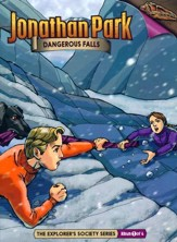 Jonathan Park The Explorer's Society #1: Dangerous Falls  Audio CD