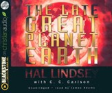 Late Great Planet Earth - unabridged audio book on CD