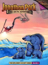 Jonathan Park The Explorer's Society  #3: The Arctic  Adventure Audio CD