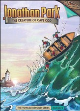 Jonathan Park The Voyage Beyond #1: The Creature of Cape  Cod Audio CD