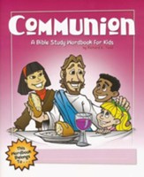 Communion: A Bible Study Wordbook for Kids - eBook